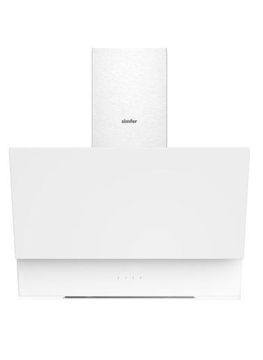 Simfer Eko Cam Set Beyaz (Ao 3507 - Ad 9614 -  Af 7351) Renkli
